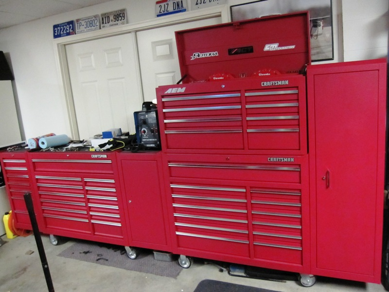 harbor freight 13 drawer tool boxes $271.99 [archive] - page 7