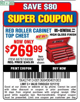 Harbor Freight 13 Drawer Tool Bo 271 99 Archive Page 7 The Garage Journal Board