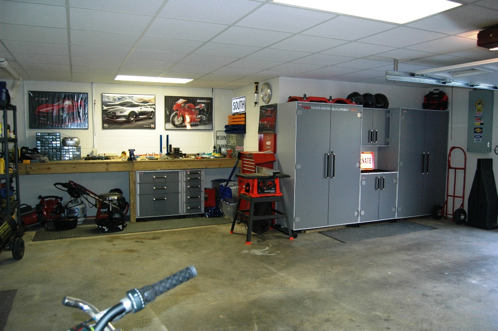 Attirant Coleman Garage Cabinets On Clearance At Loweu0027s   The Garage Journal Board